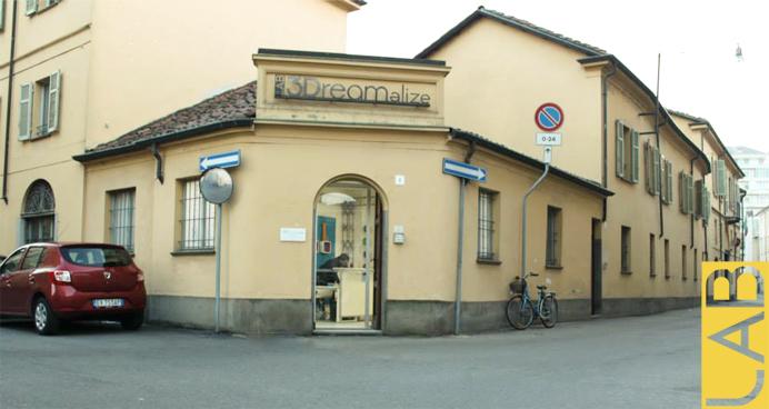 Laboratorio di Stampa 3d a Vercelli e Novara