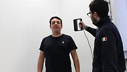 Scansione ottica per fotografia 3D, Mini me